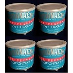 4 Pack of Mint Hot Chocolate- FREE SHIPPING