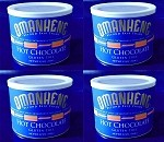 4 Pack of Hot Chocolate/ Hot Cocoa Mix - FREE SHIPPING